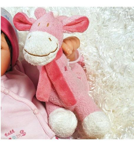 muñeco bebe reborn paradise galleries con accesorios