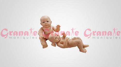 muñeco bebote articulados (maniquies) muy reales!!!