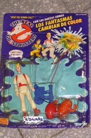 muñeco cazafantasmas egon spegler articulado original jocsa