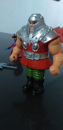 muñeco colección he-man  personaje ram man