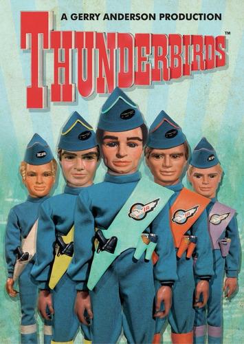 muñeco coleccionable thunderbirds impecable como nuevo