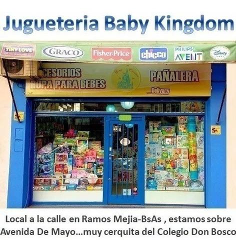 muñeco comisario woody original. jugueteria baby kingdom.