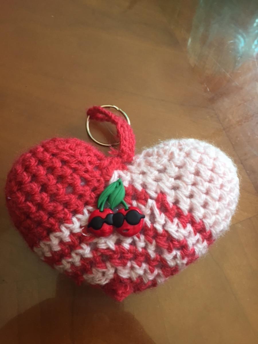 Asombroso Los Patrones De Crochet Corazón Rojo Para Mantas De Bebé ...