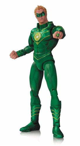 muñeco dc collectibles dc comics the new 52: earth 2 green
