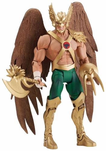 muñeco dc comics unlimited hawkman collector