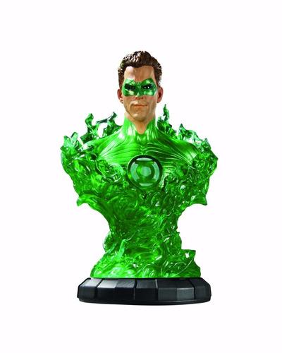 muñeco dc direct green lantern (movie): 1:4 scale hal jordan