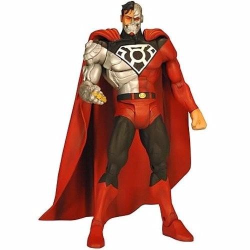 muñeco dc universe classics series 11 action figure cyborg