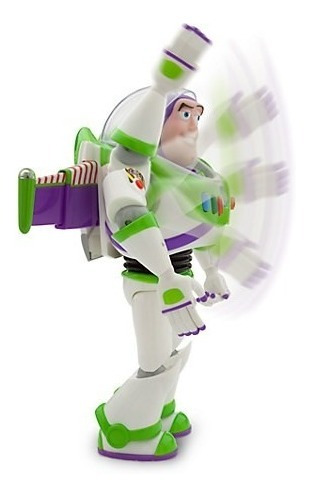muñeco de acciòn buzz lightyear toy story original disney