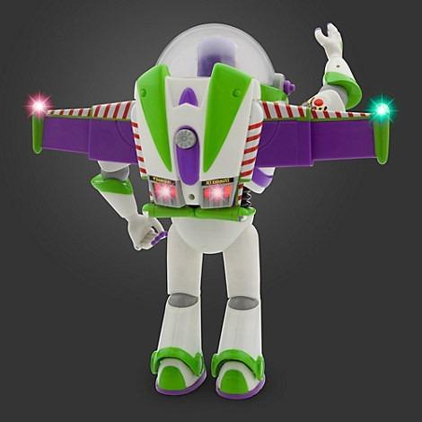 muñeco de acciòn buzz lightyear toy story original disney