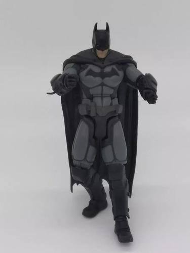 muñeco de accion batman m4 cm 18