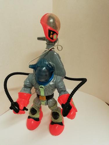 muñeco de acción fisher price 1998