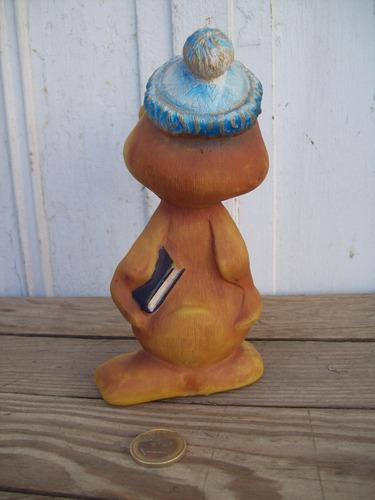 muñeco de goma petete rayito de sol personaje garcia ferre