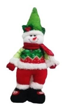 muñeco de nieve 29cm.