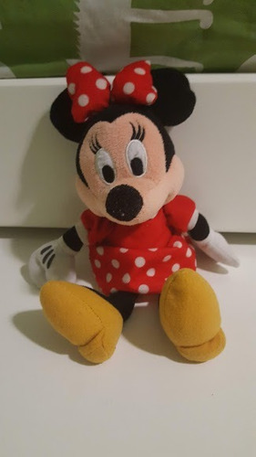 muñeco de peluche disney minnie mouse en temperley