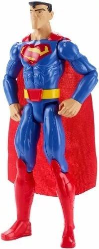 muñeco de superman o batman 30cm original mattel