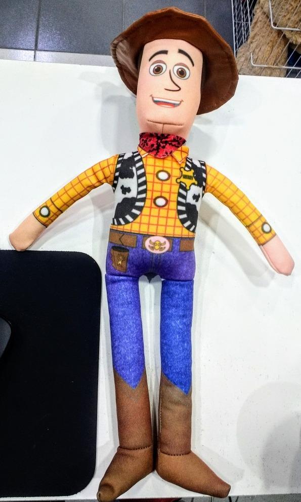 37c1e7b85c476 muñeco de tela toy story woody vaquero 40cm - titi toys. Cargando zoom.
