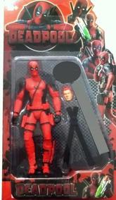 Deadpool Articulable Avenger Muñeco Figura Niño Juguete n8OP0wk