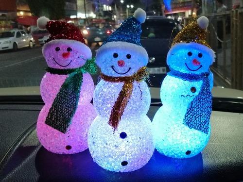 muñeco decoración navidad