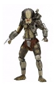 muñeco depredador jungle hunter neca