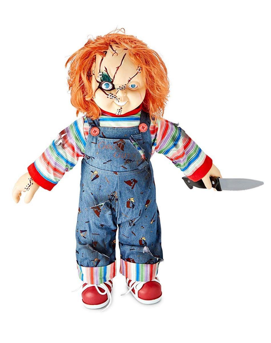 Colección Diabólico CmJuguete 61 Muñeco Chucky De iPZwuTOklX