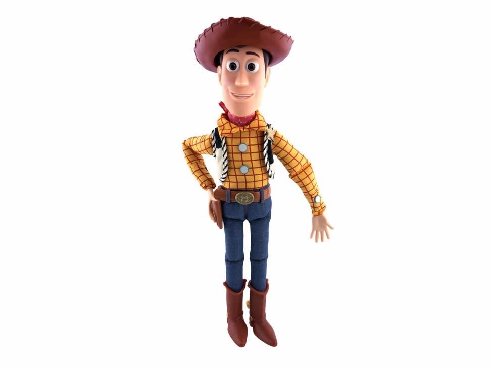 Juegos De Buzz Lightyear Para Pintar: Muñeco Disney Collection Woody Toy Story
