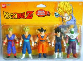 Muñeco Ball Z Set Juguete Original Figuras Dragon 5 Goku IgyvYb76f