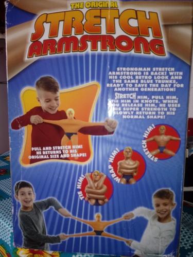 muñeco elastico diversion elastica