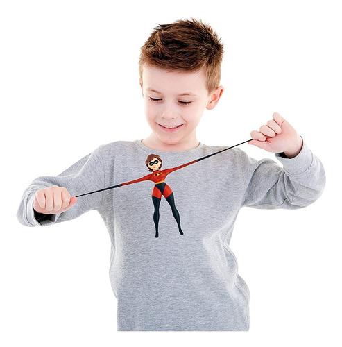 muñeco elástico stretch elastigirl los increíbles disney