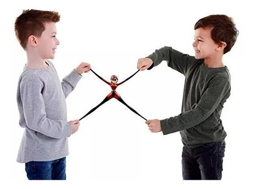 muñeco elastigirl stretch los increibles - sharif express