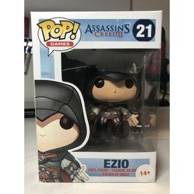 Muñeco Ezio Funko Pop Original Assasins Creed #21 Envios
