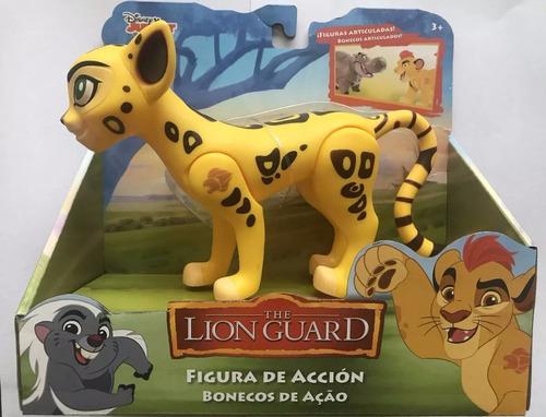 muñeco figura accion fuli 20cm lion guard juguete rey leon