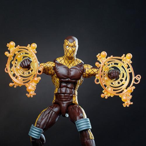 muñeco figura acción marvel spider-man 6-inch legends