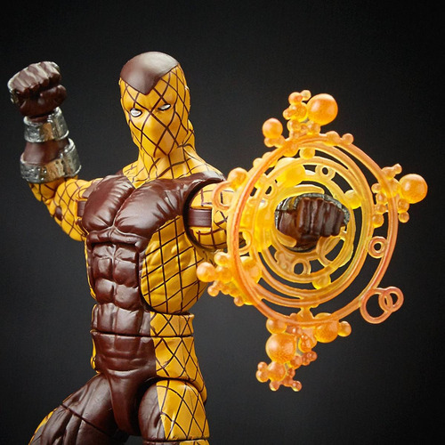 muñeco figura acción marvel spider-man 6-inch legends