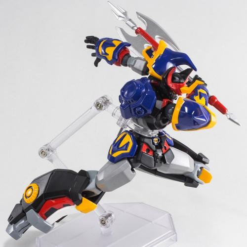 muñeco figura acción union creative vulcanlog 007: goshogun
