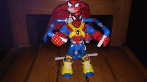 muñeco - figura de spiderman - marvel