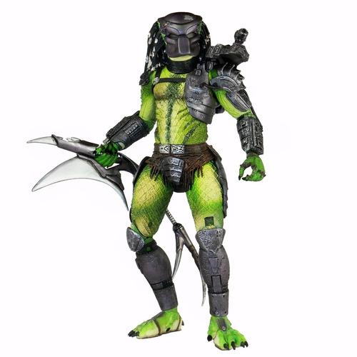muñeco figura depredador renegade predator neca