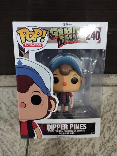 muñeco figura pop gravity falls dipper pines