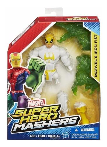 muñeco figuras super hero mashers marvel heroes hasbro a6825