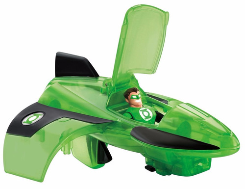 muñeco fisher-price imaginext dc super friends green lantern