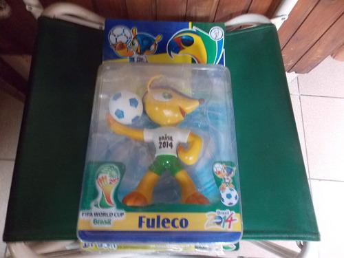 muñeco fuleco grande - brasil 2014 - cba