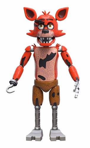 muñeco funko five nights at freddy's articulated foxy action