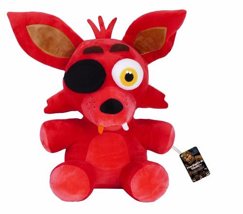 muñeco funko five nights at freddy's foxy plush, 16