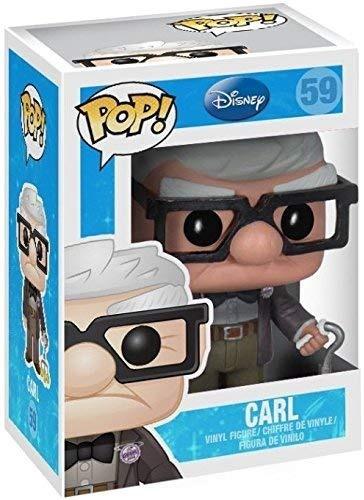 muñeco funko pop carl disney coleccion retro juguete rdf1