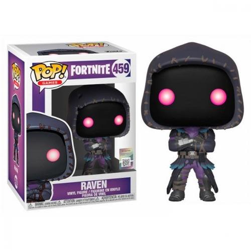 muñeco funko pop fortnite raven 459 original!!