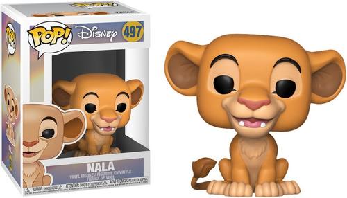 muñeco funko pop nala lion king