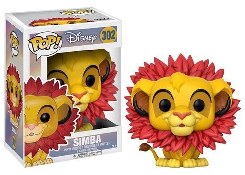 muñeco funko pop simba el rey león disney nuevo original