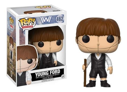 muñeco funko pop young ford westworld juguete coleccion rdf1