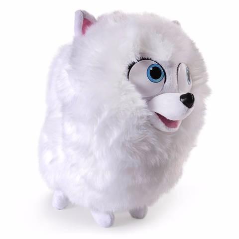 muñeco gidget sonido disney vida secreta mascotas mundomania