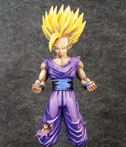 muneco goku gohan de coleccion dragon ball z original