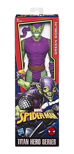 muñeco green goblin duende 30 cm marvel - sharif express